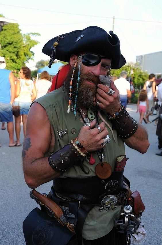 Cool Pirate Costume For Men