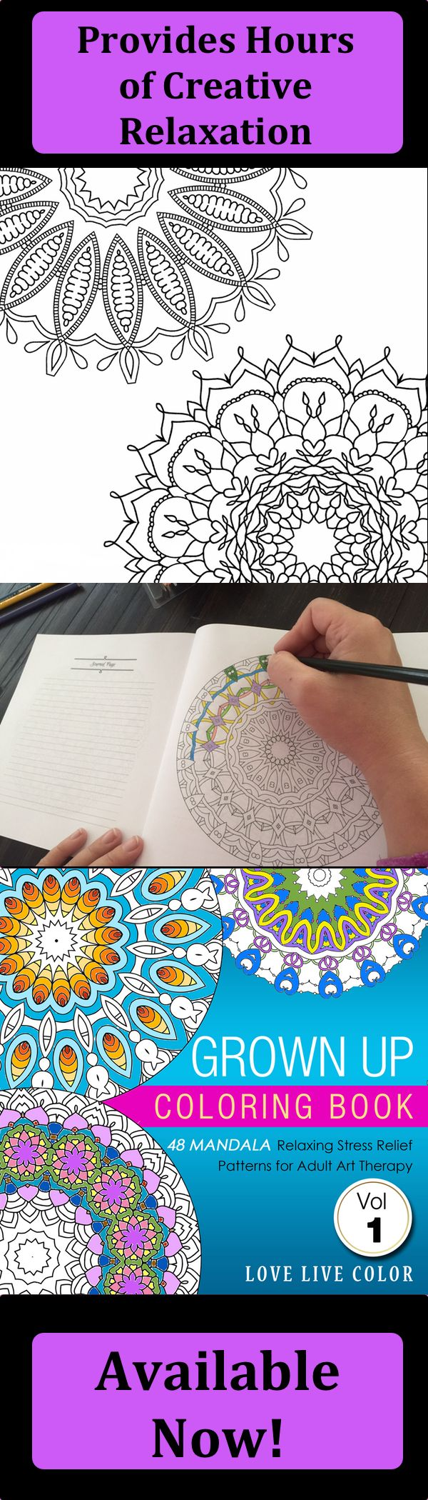 Colouring for adults benefits - Love Live Color Is Inspiring People To Take A Break From Their Digital Screens And Live