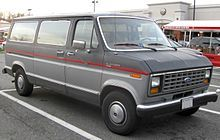 Ford E-Series - Wikipedia, the free encyclopedia