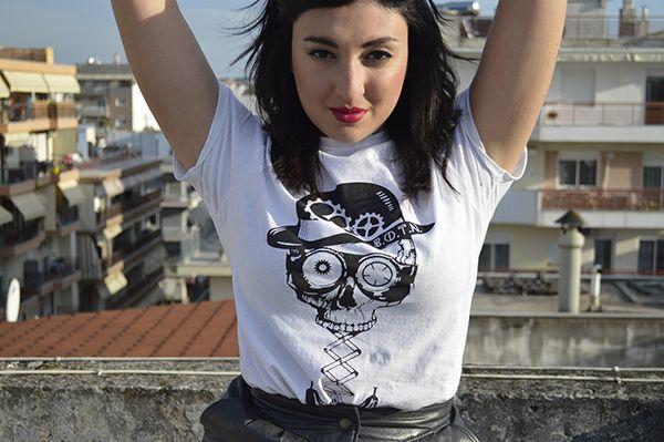 botngirl t-shirt #streetstyle