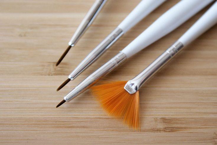 Pędzelki do paznokci i najlepsze produkty do malowania wzorków