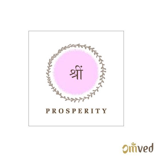 "The mystical bija/seed sound ""SHREEM"" or SHRI is the pranav/cosmic principle of prosperity and represents the divine energy of Goddess Lakshmi. Mantra chanting can help you tune into the cosmic frequency that can you increase your potentiality to accumulate the abundance desired."