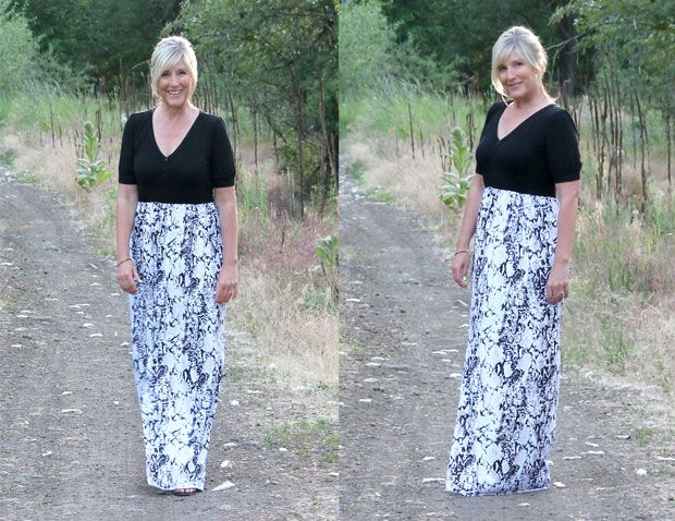 DIY: Easy Summer Maxi Dress in 15 Minutes or Less | eHow Crafts