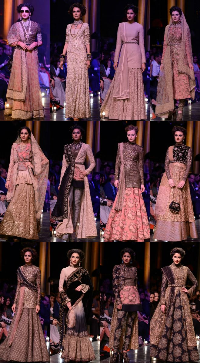 LAKME FASHION WEEK Winter/Festive 2013 DAY 5 SABYASACHI ... Sabyasachi Lakme Fashion Week Winter Festive 2013