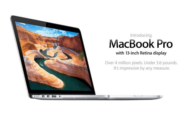 Apple  13inch MacBook Pro with Retina display 2,560 x 1,600 resolution, Thunderbolt and HDMI , it stunning and the best laptop I have ever owned!