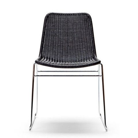 C607 Indoor Dining Chair by Feelgood Designs - Designed by Yuzuru Yamakawa