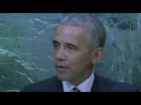 "BREAKING: ""President Obama Final Speech At The UN"""