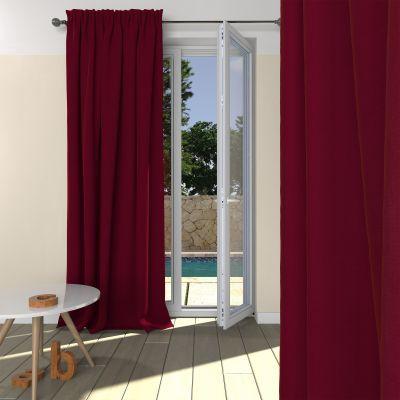 les 25 meilleures id es de la cat gorie rideau galon fronceur sur pinterest rideaux oeillets. Black Bedroom Furniture Sets. Home Design Ideas