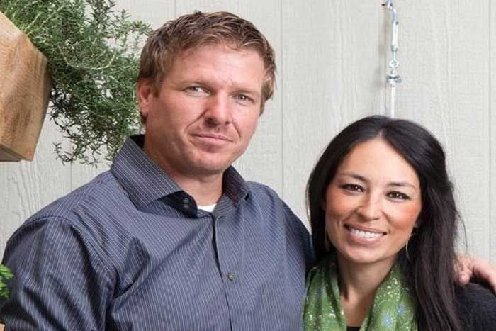 Chip and Joanna Gaines <3