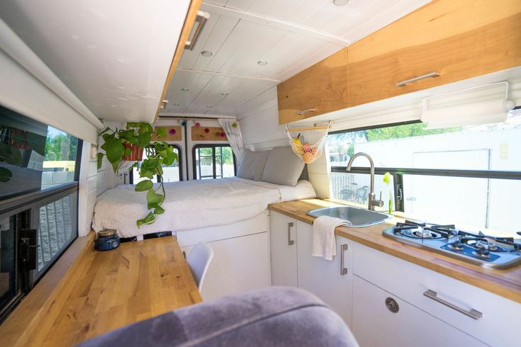 Sprinter Van Life Interview Our Home On Wheels With