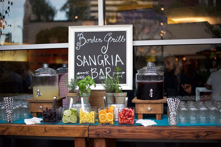 best 25 sangria bar ideas on pinterest sangria party home warming party ideas and wine party. Black Bedroom Furniture Sets. Home Design Ideas