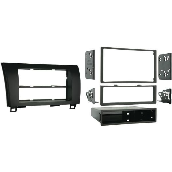METRA 99-8220 2007-2013 Toyota(R) Tundra/Sequoia 2008 & Up Single- or Double-DIN Installation Kit