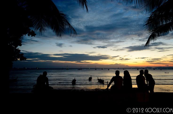 Tailand, Krabi, Ao Nang http://www.goosly.com/2012/01/blog-post_20.html