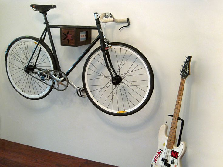 14 Best Bike Racks Images On Pinterest At Home Good Ideas And