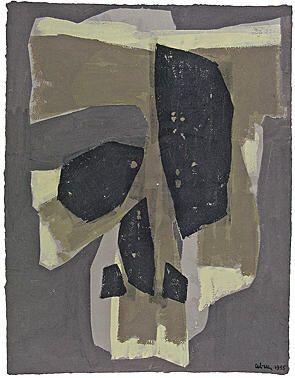 Raoul Ubac, ohne Titel (Kreuzweg)