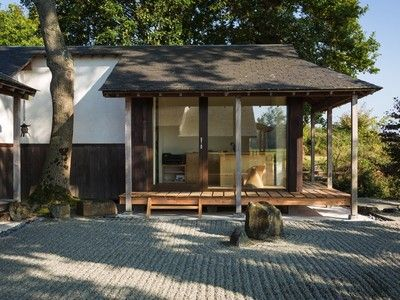 A Japanese style tiny house that's Passive House