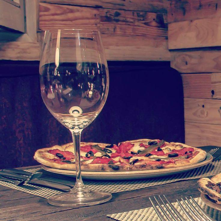 ¿Ya probaste nuestras #Pizzas?