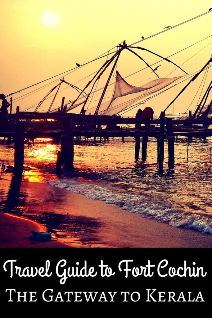 Fort Cochin (also known as Kochi) is an interesting city to explore and the gateway to Kerala. Here's my guide for things to do, where to stay and what to eat in Cochin