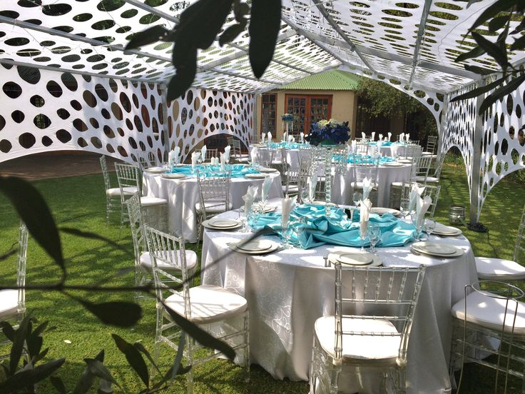 Stunning Garden Wedding www.threeoaks.co.za