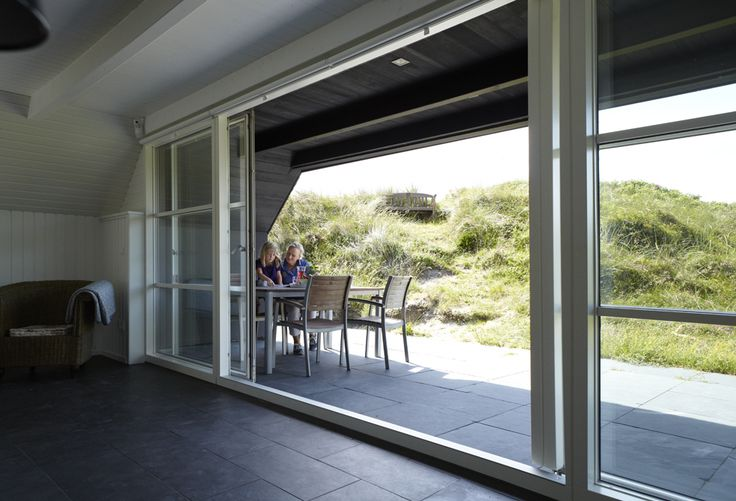 Holiday house at the danish west coast.