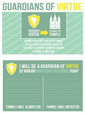 25 Virtues Found in the Best of Men