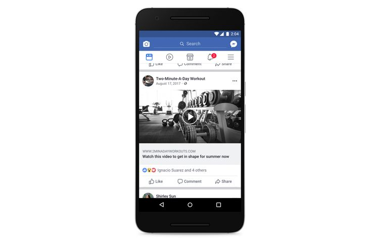 Learn about Facebook demotes video clickbait posts to improve your feeds http://ift.tt/2x8naZV on www.Service.fit - Specialised Service Consultants.