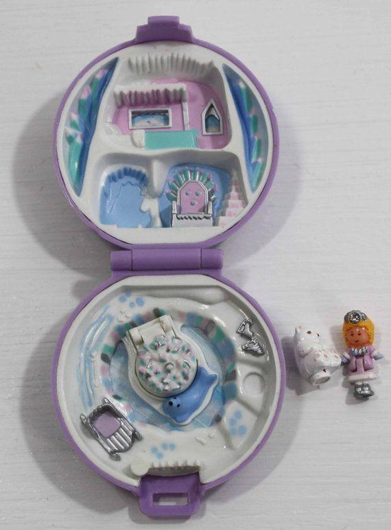 Polly Pocket Princess Polly's Ice Kingdom от BrightestBlessings