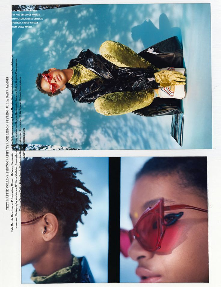 i-D | Willow Smith by Tyrone Lebon                                                                                                                                                                                 More