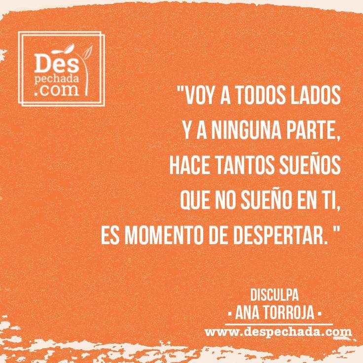 Despierta con música y sube tus ROLAS DESPECHADAS en www.despechada.com