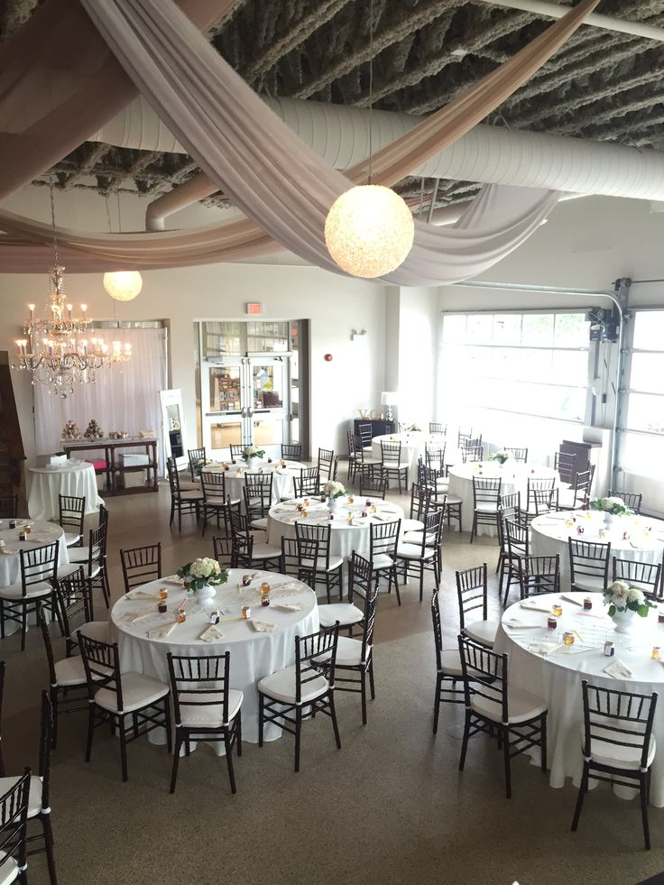 Reception at The Cocoa Room