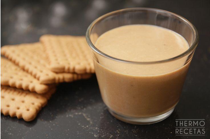 Papilla de plátano y galletas para niños - http://www.thermorecetas.com/2014/11/14/papilla-de-platano-y-galletas-para-ninos/