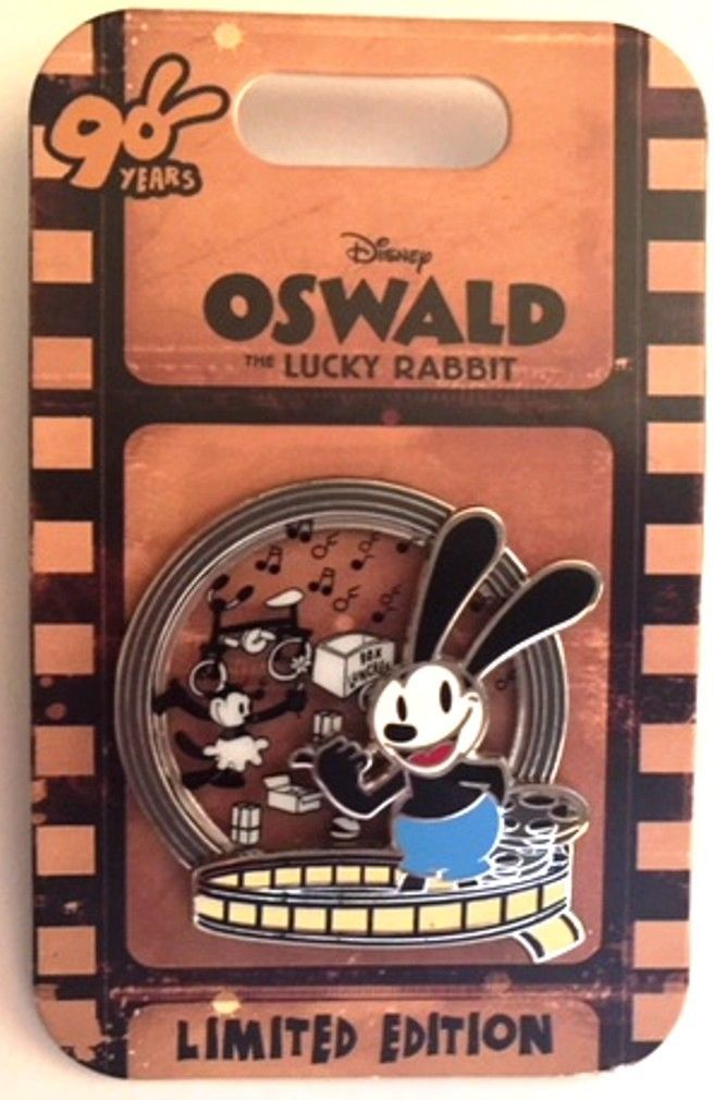 #disney NEW DISNEY OSWALD THE LUCKY RABBIT 2017 LIMITED EDITION PIN please retweet
