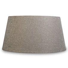 Schirm 50/40/26 SD tonfarben - Sie suchen einen geeigneten Lampenschirm für Ihre vorhandene Boden- oder Tischleuchte? Dieser schöne #Lampenschirm ist aus einem luxuriösen Stoff und passt in alle Standardvorrichtungen mit einer E27-Fassung. Lassen Sie Ihre Kreativität zu #Hause oder im #Büro freien Lauf und erstellen Sie die ultimative Kombination! #lampenundleuchten.at #Innenbeleuchtung #Lampenschirm #Schirm