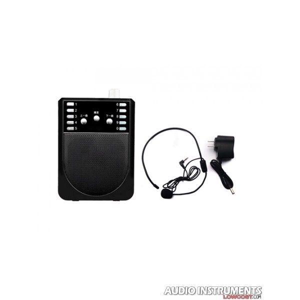 Acoustic control AIR 150 BT Equipo portátil con micrófono de diadema y reproductor MP3/Bluetooth/FM incorporado. Potencia RMS 5w. Entrada auxiliar. Bateria. Precio 35€. http://audioinstrumentslowcost.com/3563-acoustic-control-air-150-bt.html