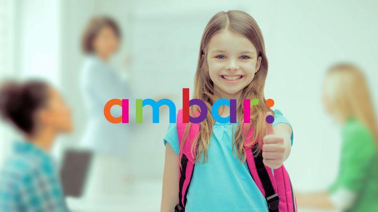 A ambar: é uma marca que se afirma pelos valores como a qualidade, a inovação e o design.