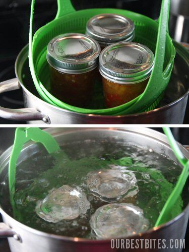Small batch canning