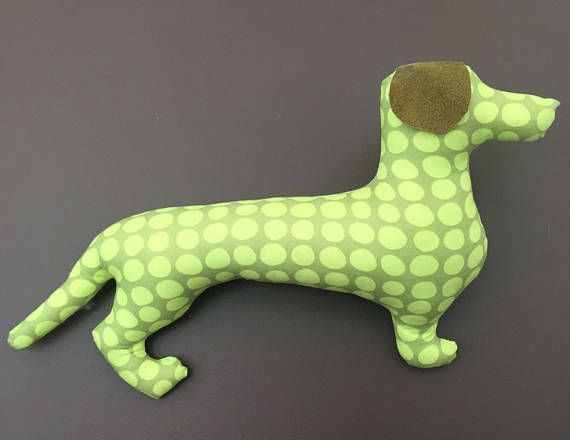 Handmade Dachshund  Sausage dog  Fur baby  Dog Lover