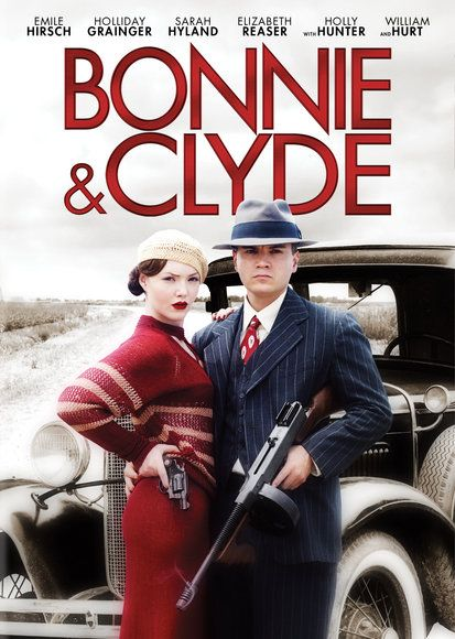 Bonnie & Clyde (Mini-series) watched with @Terri Osborne McElwee Parker  and @Pamela Culligan Hester