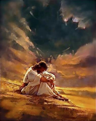 Jesus ...Whatever your going through he understands.