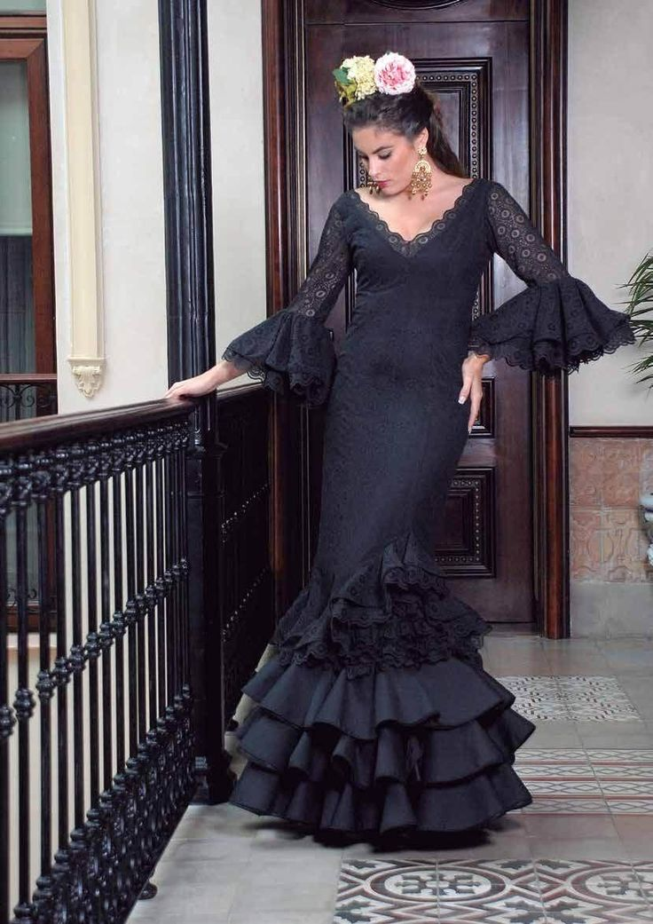 Robes flamenco pour dames. Estilo