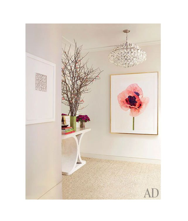 Dining Room wall inspiration large scale individual floral photo(s) - This is Paul Lange photography
