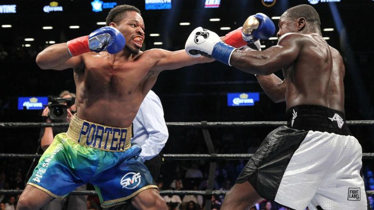 Shawn Porter knocks out Andre Berto, set for rematch with Keith Thurman - CBSSports.com