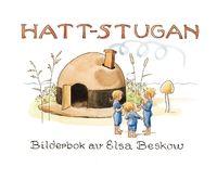 Hattstugan : en saga på vers med rim som barnen få hitta på själva (inbunden)