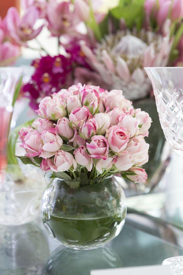 Flores E Amor Uma Mesa Para Nossas Maes Arranjos De Flores