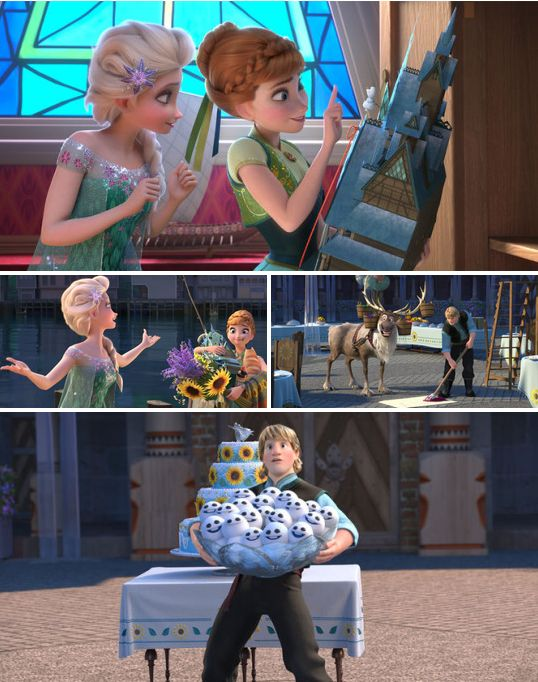 I got Olaf as my best friend || Which Frozen Character should be your best friend?