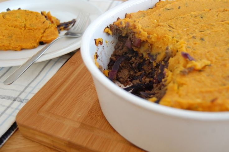 Red Cabbage Casserole with Garlic Puree-small