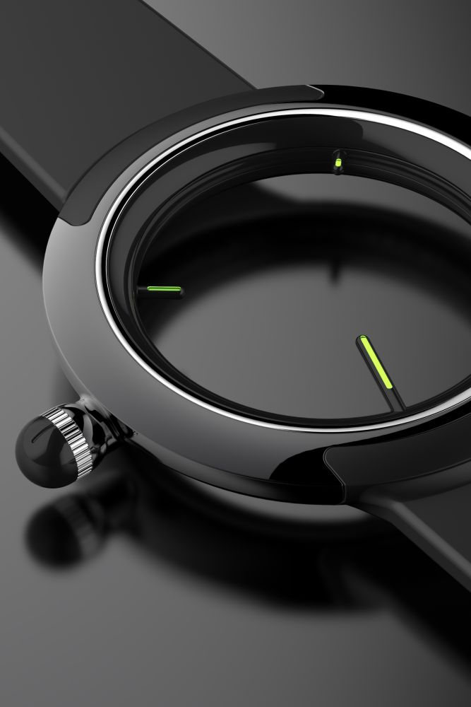 Flotspotting: Simon Williamson's Minimalist Watch Concept - Core77