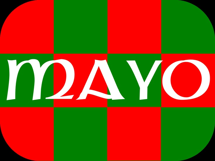 GAA County Mayo Colours In A Tattoo The Perfect Size For