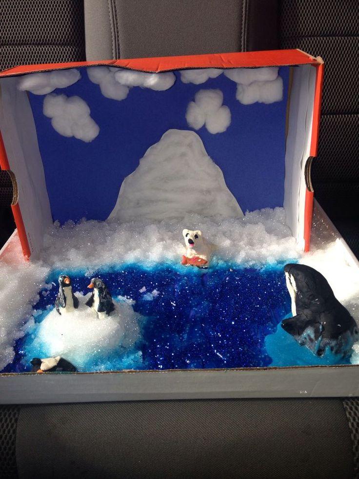 Kids Diorama With Details: 76fe35f2cc0f5f735deb653a345010f0.jpg 750×1,000 Pixels