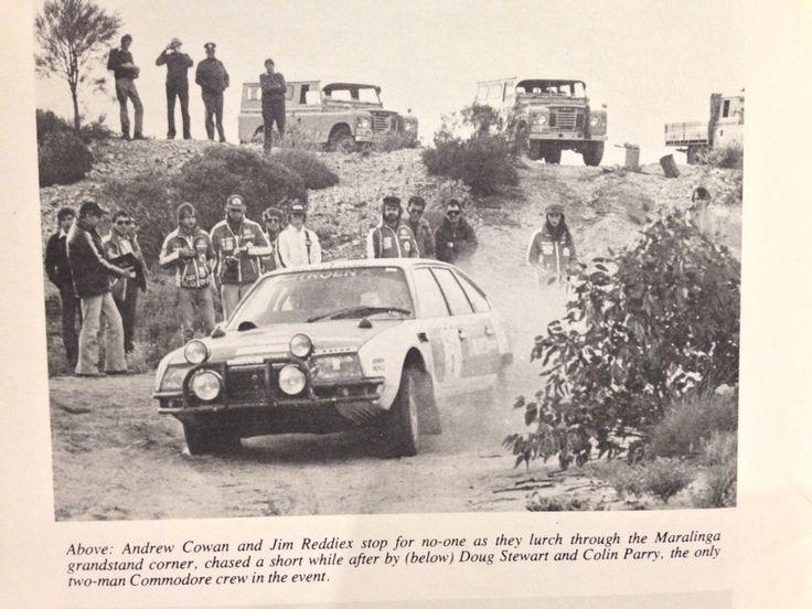 Rally Citroen